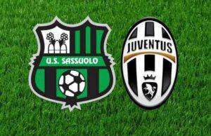 Sassuolo Juventus, streaming e tv: dove vedere la 33a giorna