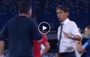 """AUDIO – Gattuso faccia a faccia con Inzaghi: """"Ti attacco alla panchina"""""""