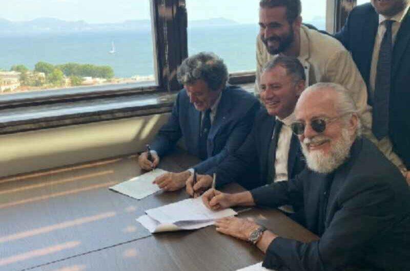 """Pres. regione Abruzzo: """"Ritiro Napoli a Castel di Sangro: inizia il 24 agosto"""""""
