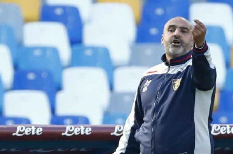 UFFICIALE – Fabio Liverani, esonerato dal Lecce. La nota