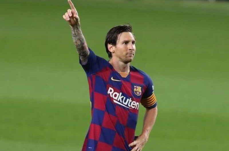 Messi, l'Inter sfida City e PSG in caso di addio al Barcellona