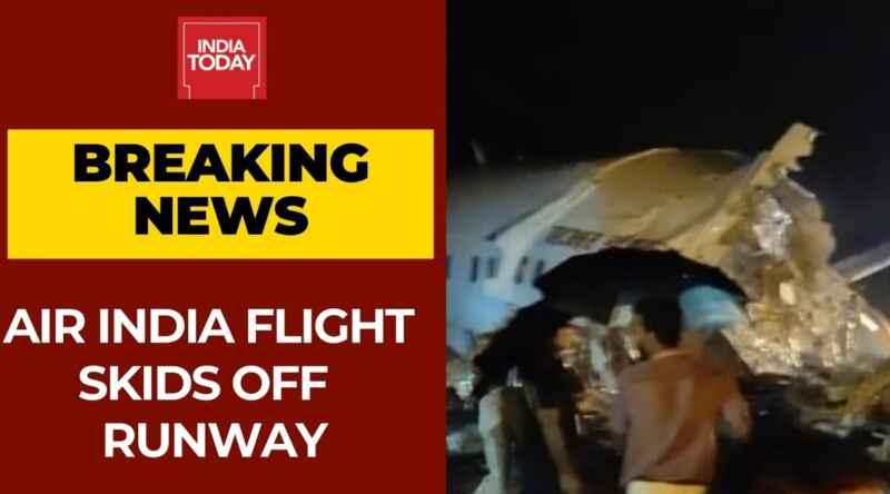 India, catastrofe aerea: un Boeing 737 si spezza in due in fase di atterraggio