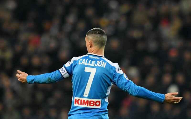 Callejon pronto a tornare in Serie A, avviati i contatti con la Lazio
