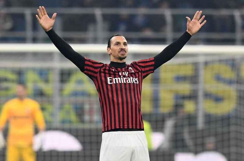 Zlatan Ibrahimovic ad un passo dal rinnovo con il Milan