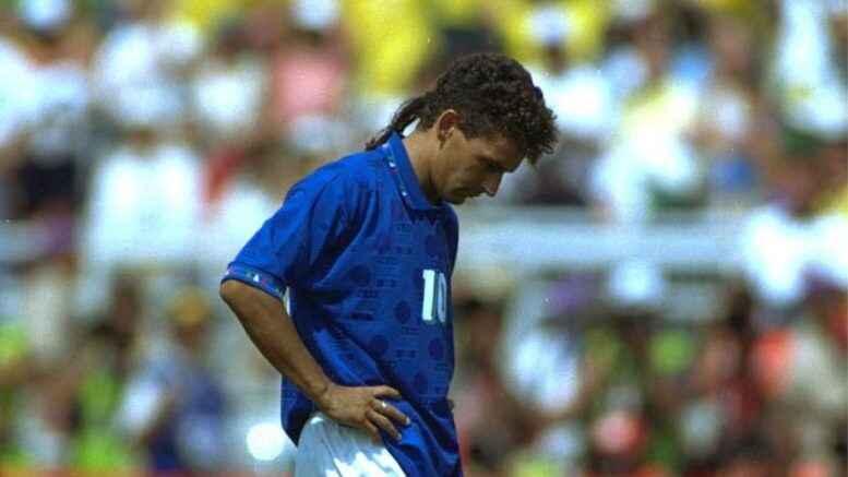 Tutti gli sportivi abbracciano Roberto Baggio per il grave lutto
