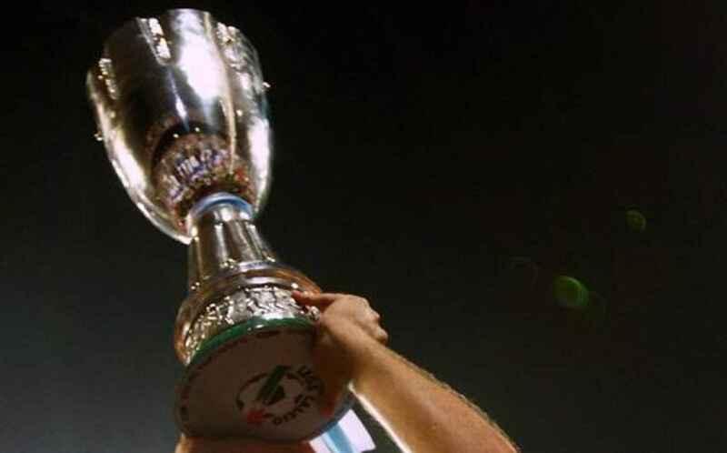 Supercoppa Italia – Juventus-Napoli prima dell'inizio del campionato? Ecco le possibili date