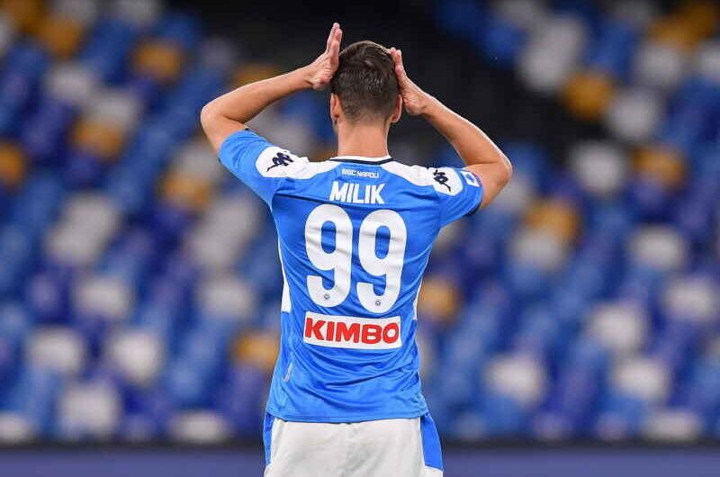 Calciomercato Napoli – Milik all'Inter a gennaio si complica. I dettagli