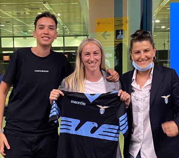 """Rachel Cuschieri – Lazio Women: """"Prime impressioni sulla squadra sono molto positive"""""""