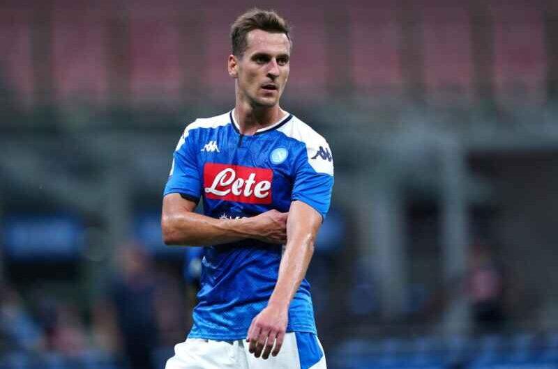 Calciomercato Napoli, Milik sempre più francese: l'annuncio dell'Olympique Marsiglia