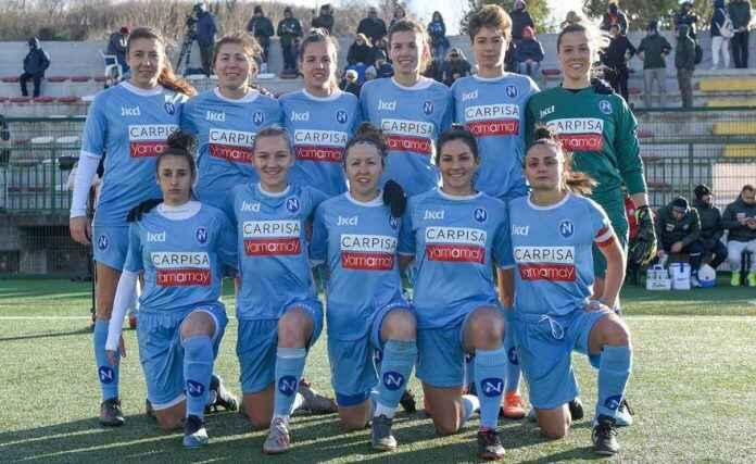 Napoli femminile – Il primo Open Day del settore giovanile