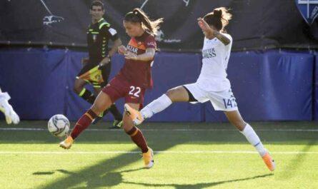 """Empoli Ladies, Alessandra Spugna: """"La vittoria sulla Roma vale triplo"""""""
