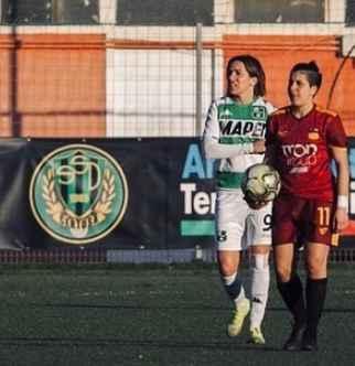 """Federica Polverio – Roma CF: """"Conosciamo le nostre capacità"""""""