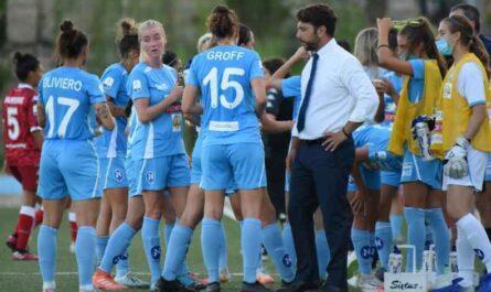 Napoli Femminile - La sfida di creare un settore giovanile di qualità
