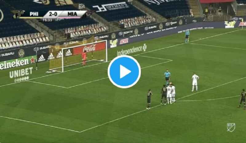 VIDEO- Higuain, esordio disastroso in MLS: sconfitta e penalty errato per l'argentino
