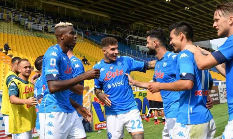 Parma-Napoli – Le pagelle di ForzAzzurri, Osimhen cambia le sorti della partita