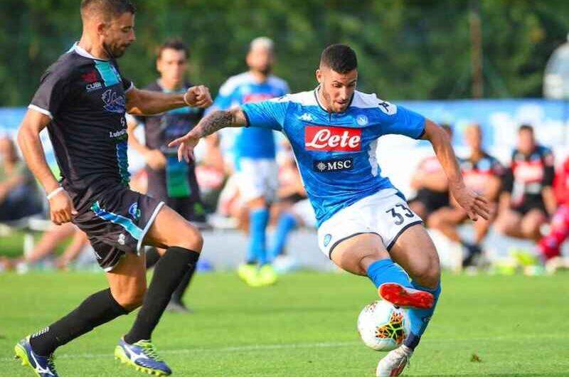 Napoli, Tutino pronto a dire al Parma. Nuova avventura per l'azzurro