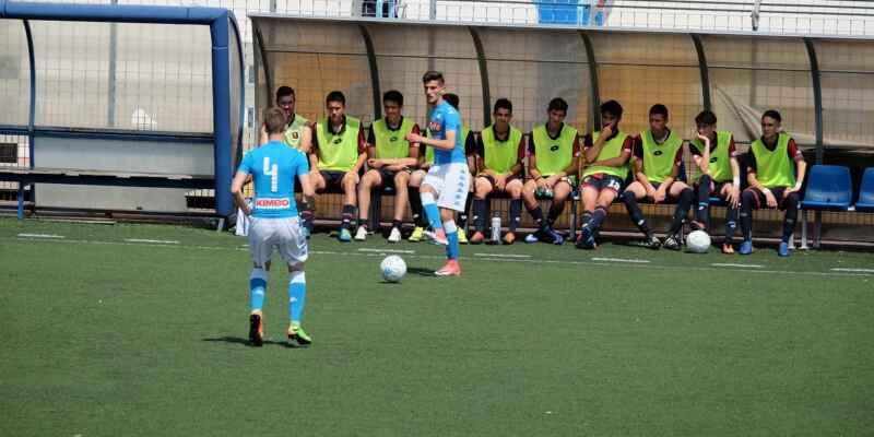 Empoli – Napoli: ecco com'è andata la sfida dell'Under 17 A-B