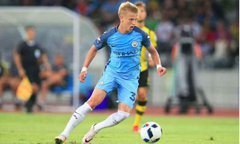 Dall'Inghilterra: il Napoli su Zinchenko del Manchester City. I dettagli