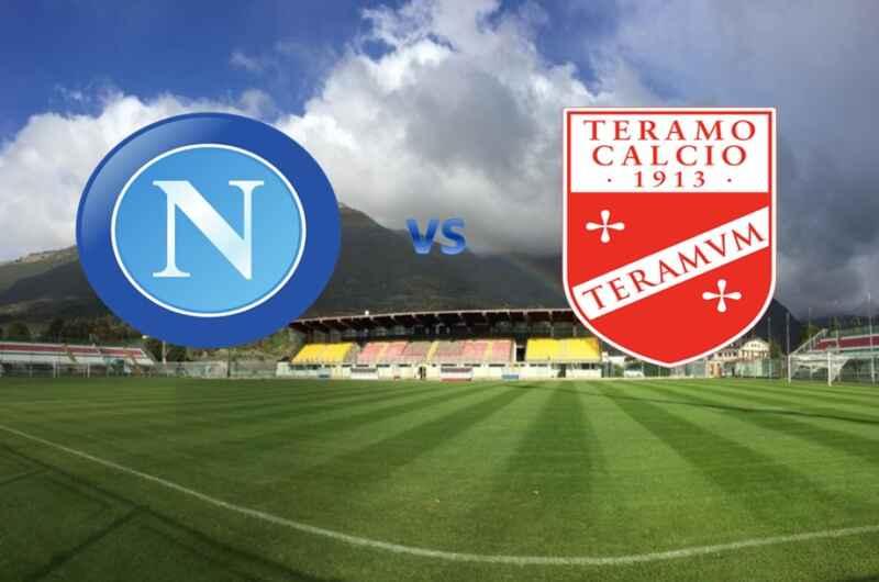 Napoli-Teramo 4-0: scatenato Osimhen, autore di una tripletta! In rete anche Lozano