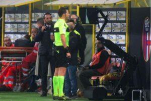 UFFICIALE: Serie A, Napoli Fiorentina sarà diretta da Chiffi di Padova