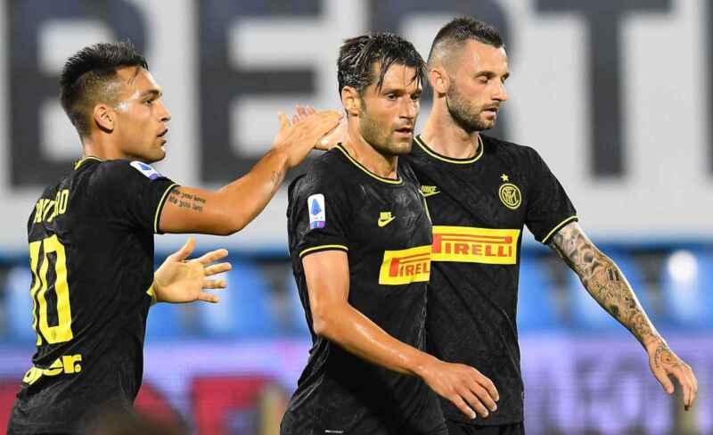 Candreva lascia l'Inter. Accordo tra Sampdoria e nerazzurri per l'esterno