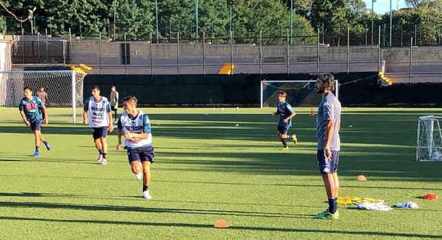 Ufficiale, Emmanuel Cascione nuovo allenatore della Primavera del Napoli