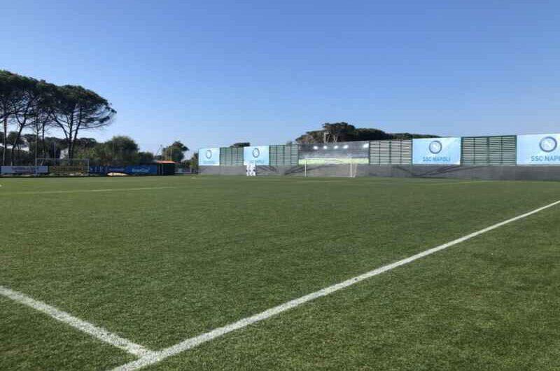 Napoli, l'allenamento di questa mattina al Training Center: terapie per Osimhen