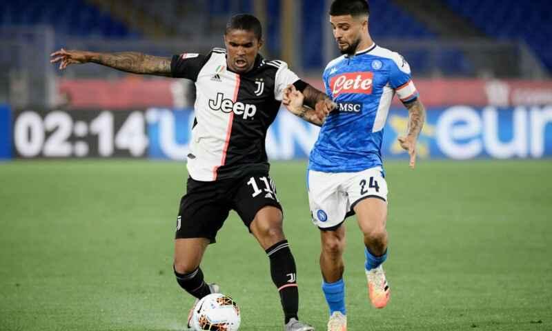 Douglas Costa cerca club in Inghilterra, la Juve cerca il sostituto