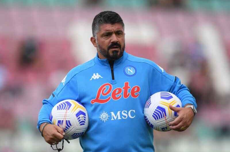 Napoli, Europa League: Gattuso pensa al turn over per la partita con l'Az