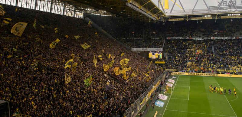 Riaperuta stadi – La Germania rompe gli indugi