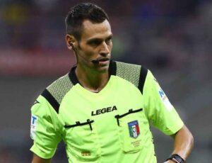 Serie A, Parma Napoli: ecco chi sarà il direttore di gara