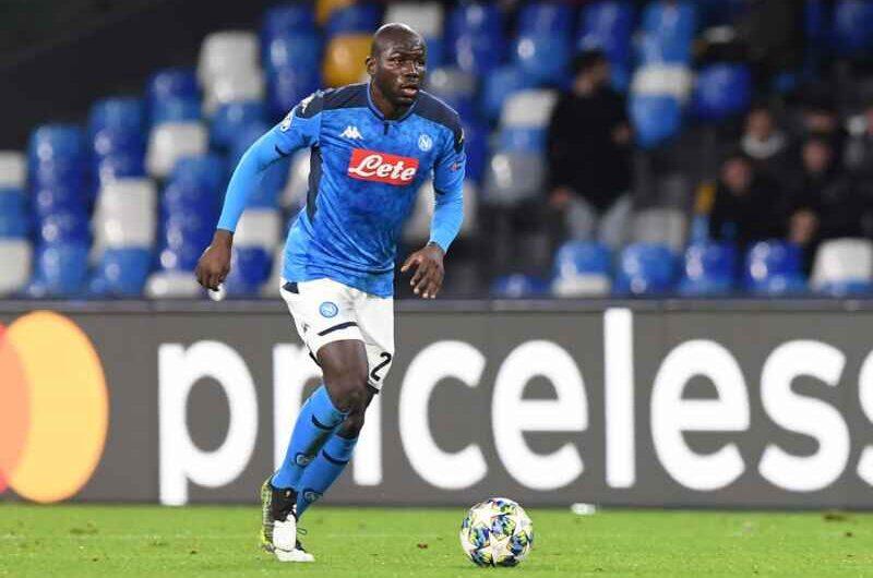 Calciomercato – Il Manchester City offre 70 milioni per Koulibaly: a De Laurentiis la decisione finale