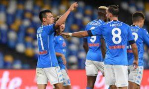 Covid19: il Napoli chiede la lista dei positivi al Genoa