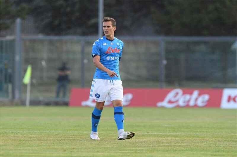 Napoli, calciomercato: Milik conteso dalle big italiane, De Laurentiis valuta anche contropartite tecniche