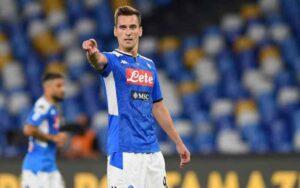 Cessione Milik: l'Everton tenta l'affondo