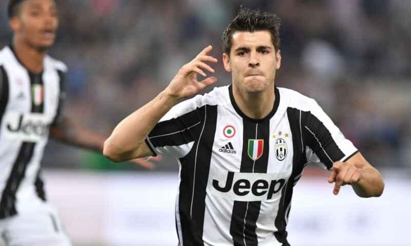 Morata il piano B per l'attacco della Juventus di Pirlo