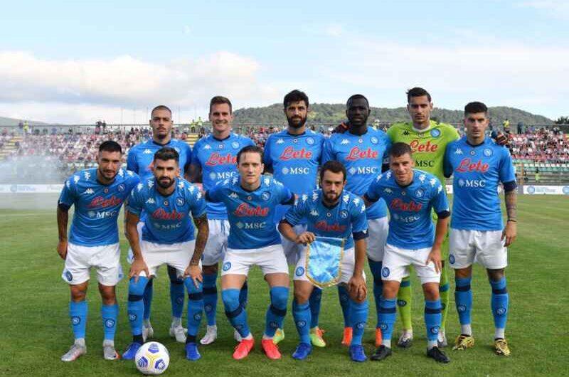 UFFICIALE – Tutti negativi al tampone i calciatori azzurri