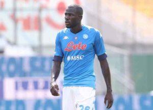 Clamorosa gaffe del City: annunciato…. Koulibaly