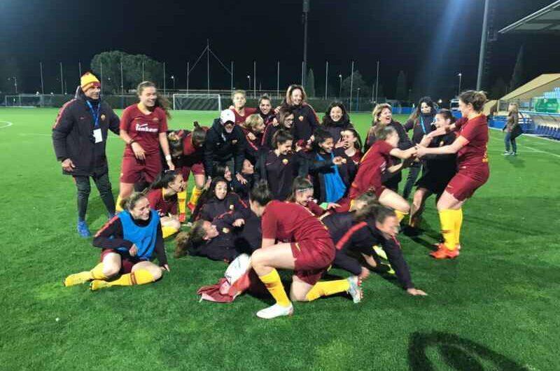 Scudetto Primavera femminile – Juventus sconfitta dalla Roma
