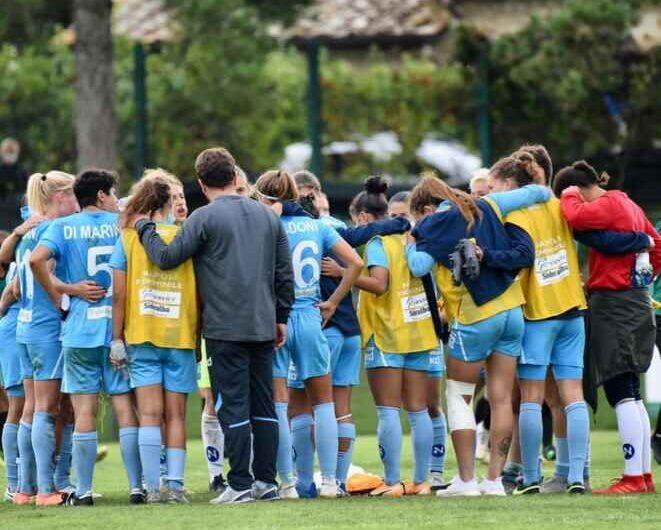 """Napoli Femminile – Il mister su facebook: """"Il talento fa vincere le partite"""""""