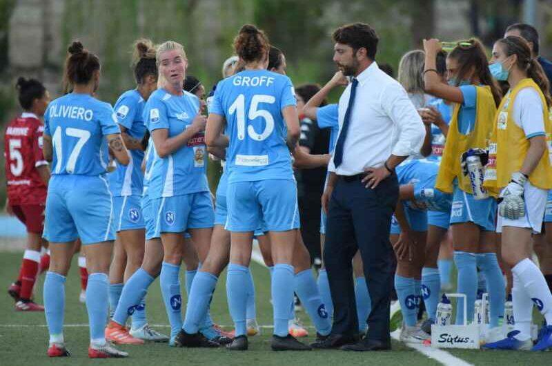 Serie A Femminile – Napoli sconfitta dall'Empoli
