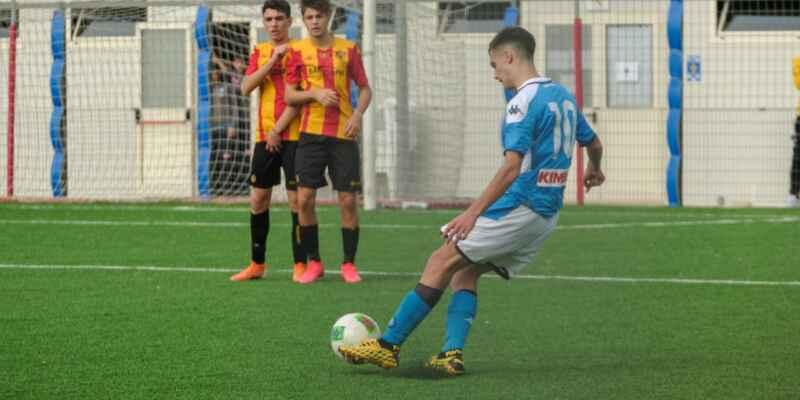 UNDER 15 e 16 – il derby Benevento Napoli salta