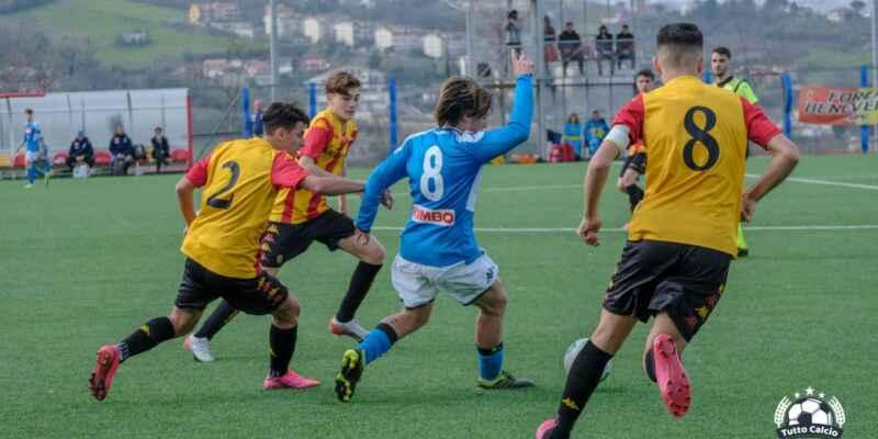 BENEVENTO – Preso un ex Napoli