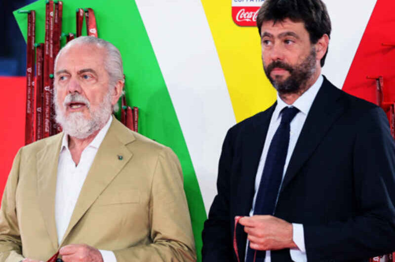 """Napoli, Prof. Portella: """"Il club di De Laurentiis non ha mai annullato i tamponi in vista della Juve!"""""""