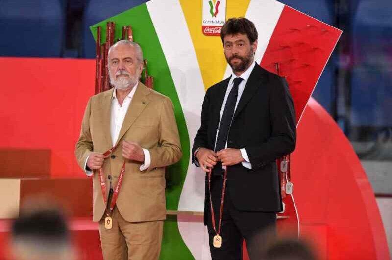 Incontro Adl-Agnelli, si è parlato dei diritti tv. Può essere la svolta per la Serie A
