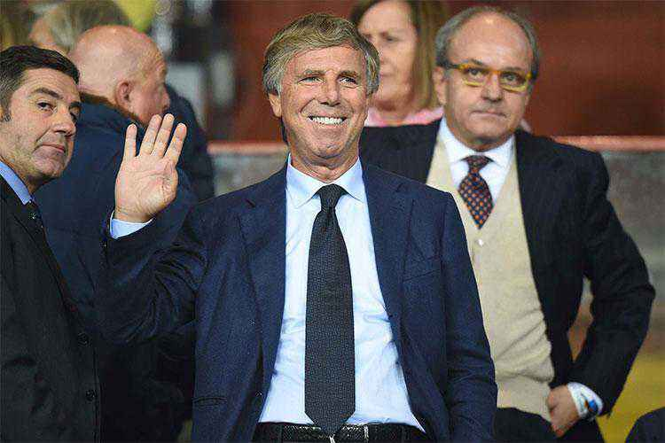 """Preziosi, presidente Genoa: """"Juve-Napoli? Per gli azzurri potrebbe esserci una penalizzazione"""""""