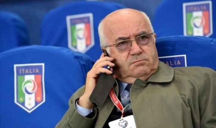 """Carlo Tavecchio, ex presidente FIGC: """"Juventus-Napoli? E' intervenuta l'ASL, gli azzurri hanno ragione"""""""