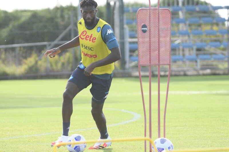 Napoli-Atalanta: Bakayoko deve migliorare la condizione, potrebbe giocare solo parte del match