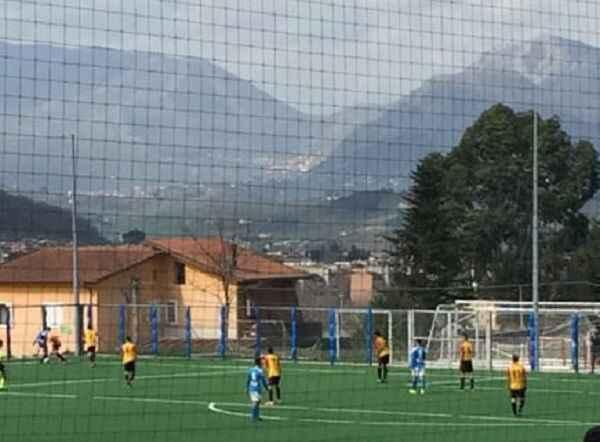 UNDER 17 A-B – Il Napoli porta i tre punti a casa