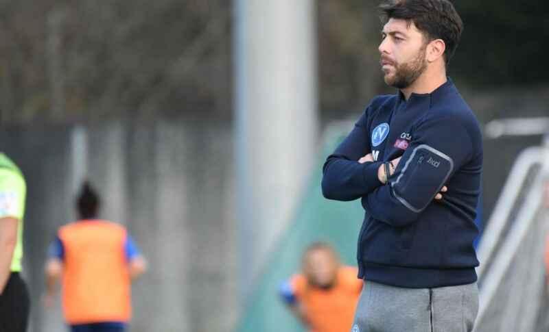 """Giuseppe Marino allenatore del Napoli Femminile dice: """"Sono rammaricato"""""""